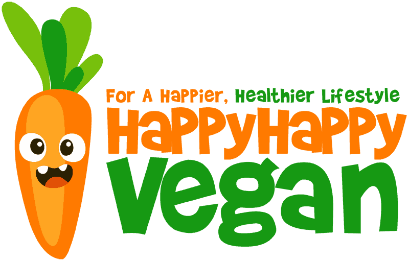 Happy Happy Vegan logo