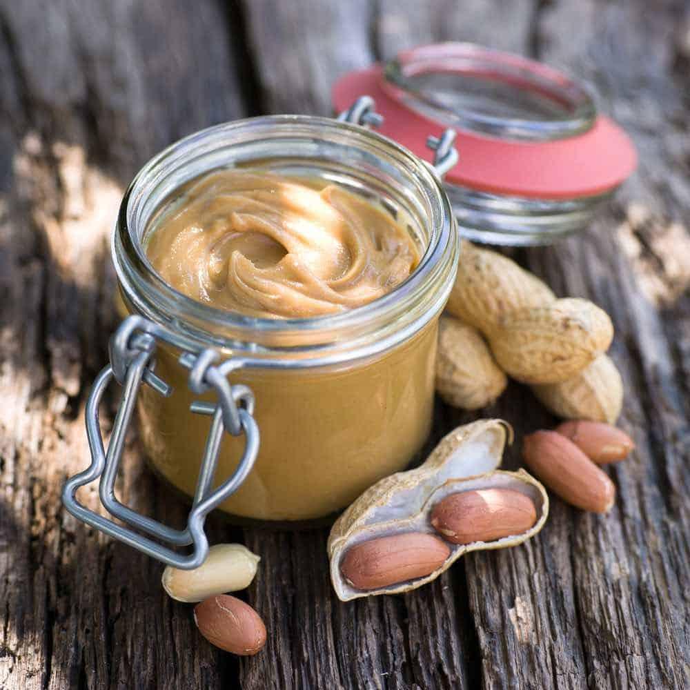 nut butter for baking