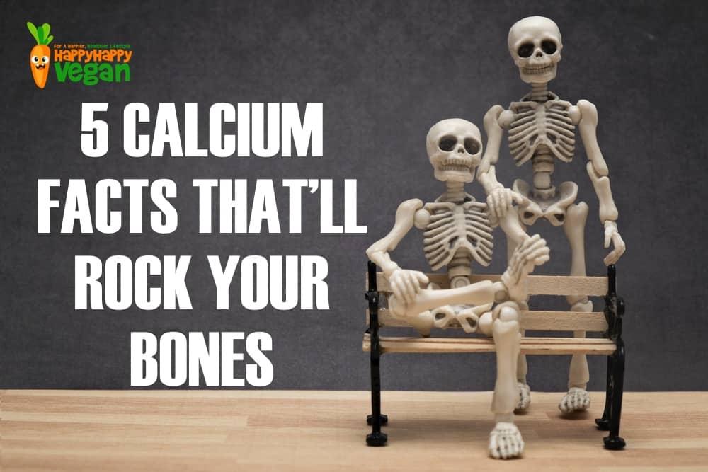 5 Calcium Facts That'll Rock Your Bones