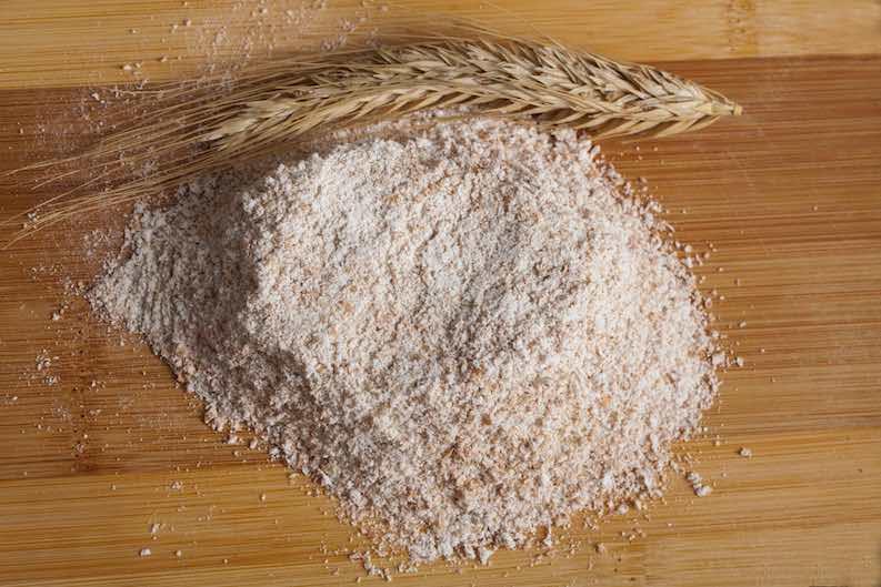 flour for cheap vegan bread