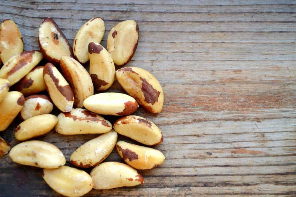 brazil nuts for selenium