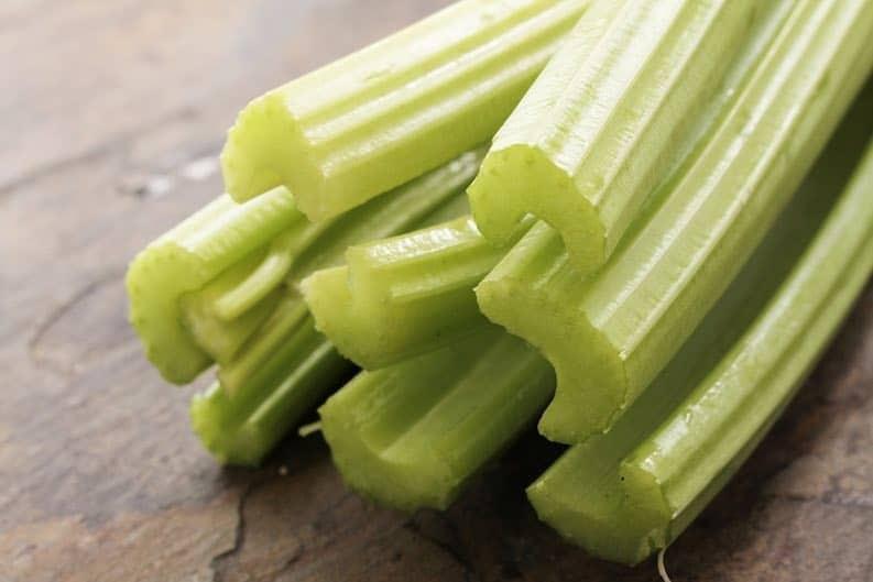celery negative food fallacy