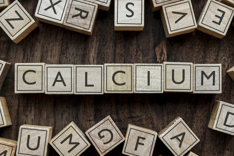 facts about calcium