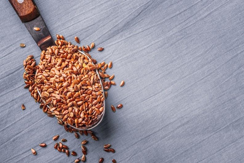 flaxseeds vegan omega-3