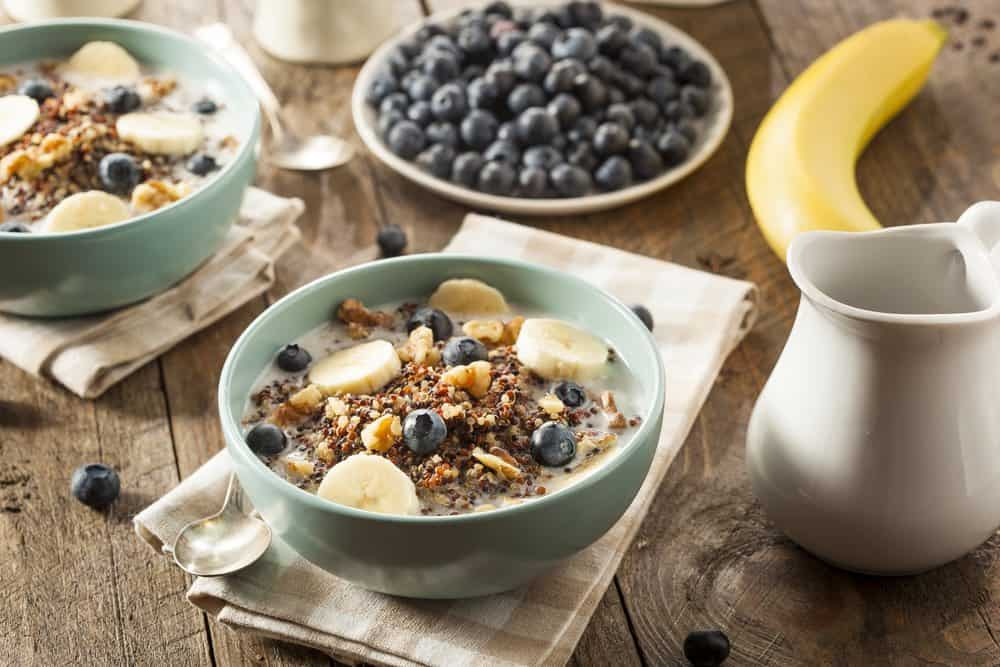 breakfast high in fiber