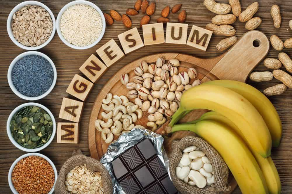 magnesium rich foods for vegans