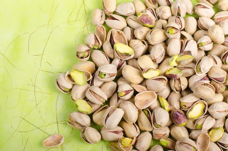 pistachios healthy nut