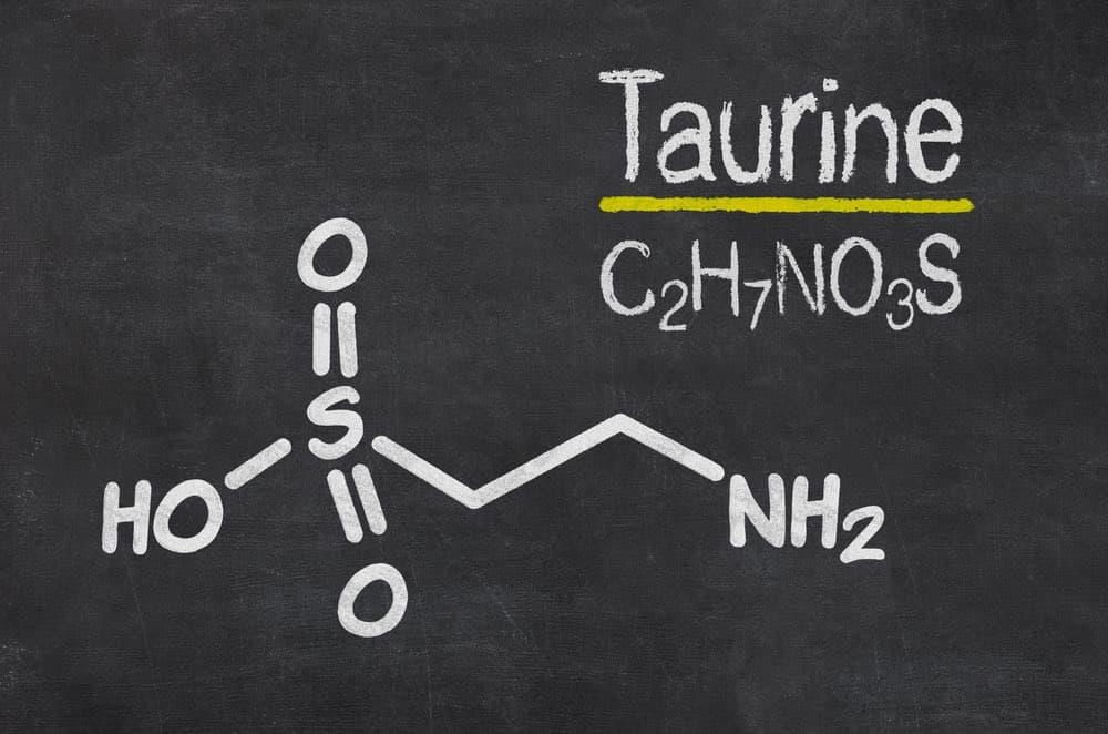 nutrition taurine