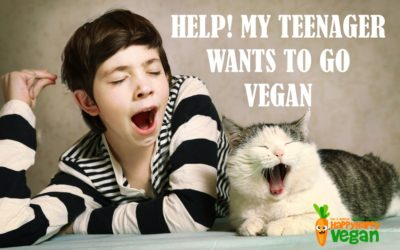 My Teenager Wants To Go Vegan, What Should I Do?