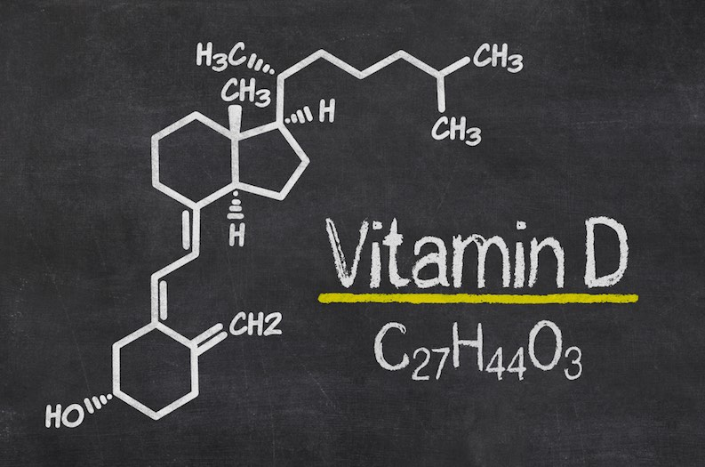 vitamin d diagram