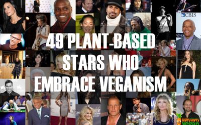 Vegan Celebrities: 49 Plant-Based Stars Who Embrace Veganism