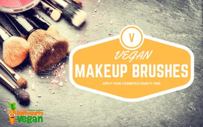 Vegan Makeup Brushes: Apply Your Cosmetics Cruelty-Free