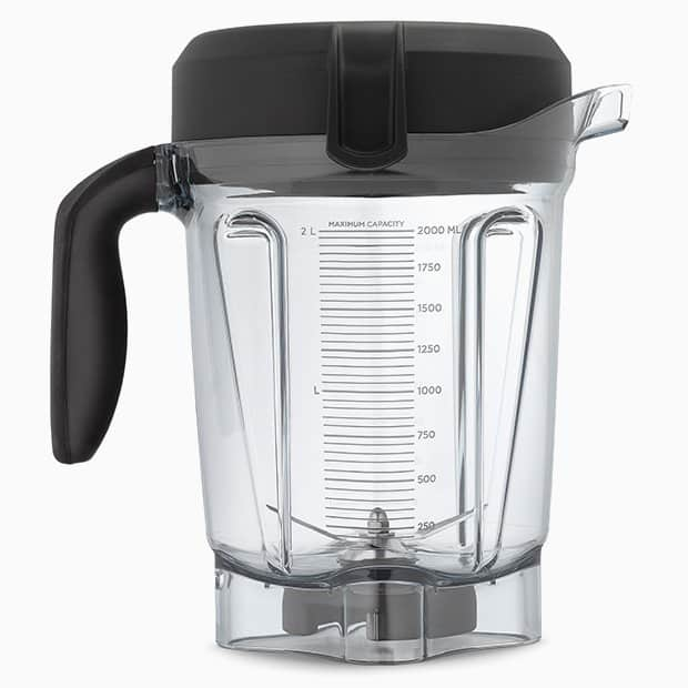 vitamix 750 review container