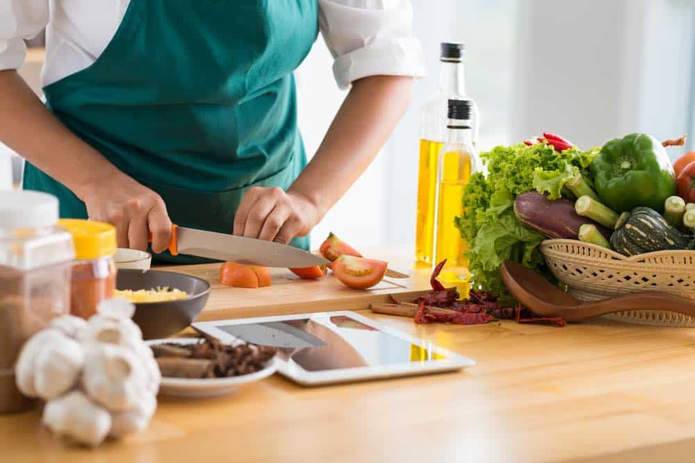 cooking from scratch can help lessen constipation in vegans
