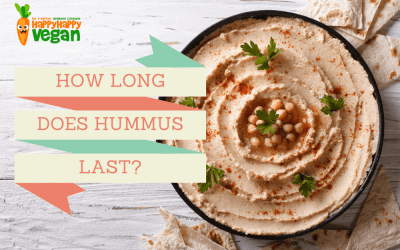 How Long Does Hummus Last? (And How To Store It At Home)