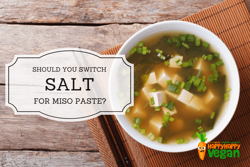 Surprising Results On Should You Switch Salt For Miso Paste
