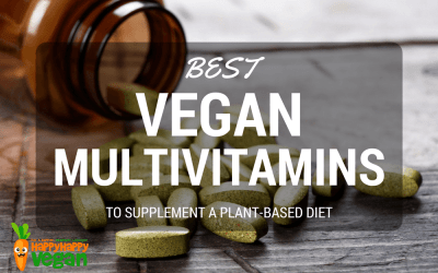 Best Vegan Multivitamins To Supplement A Plant-Based Diet