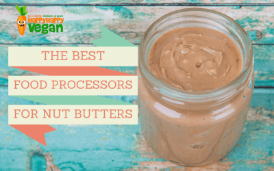 Best Food Processor For Nut Butters