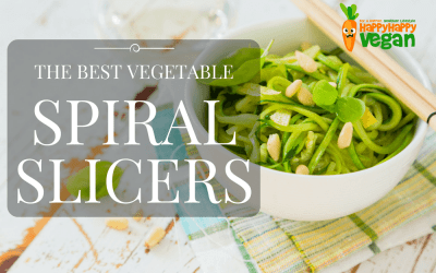 Best Spiral Vegetable Slicer? Here Are 9 Top Veggie Noodle Makers