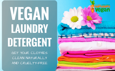 Vegan Laundry Detergent: Get Your Clothes Clean Naturally And Cruelty-Free