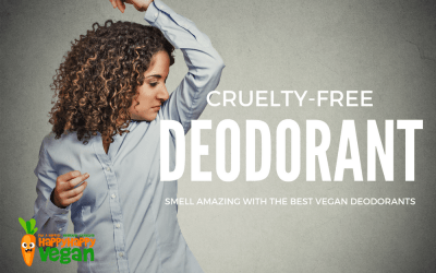 Cruelty-Free Deodorant: Smell Amazing With The Best Vegan Deodorant
