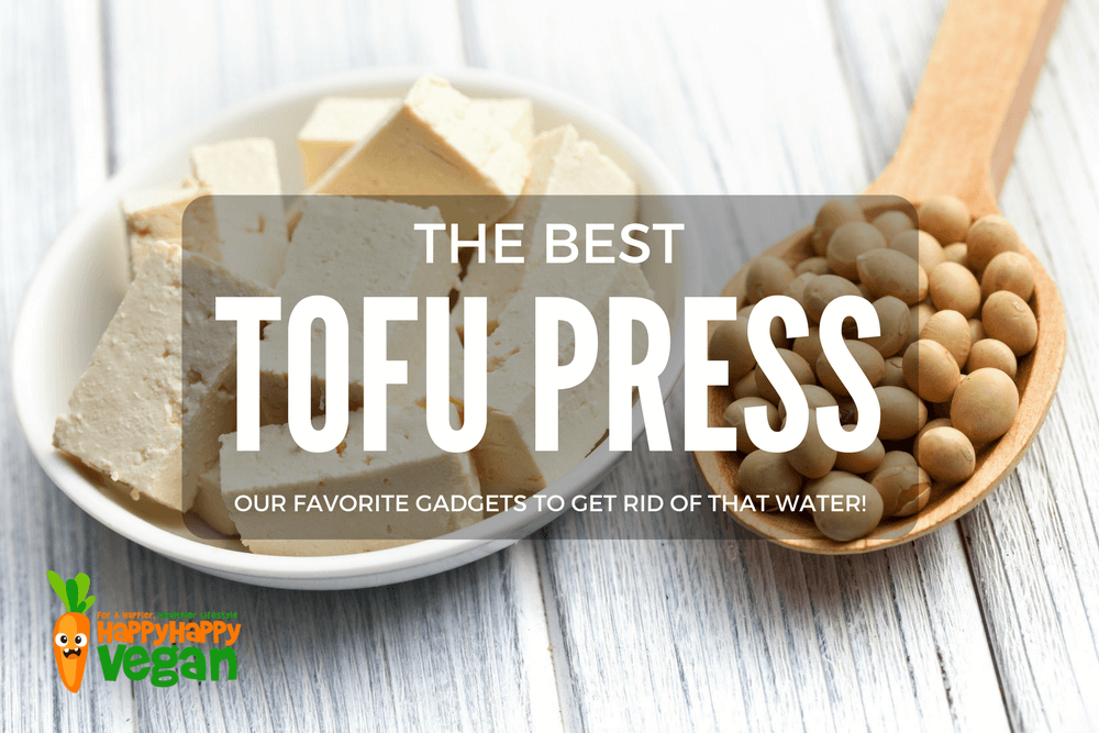 Best Tofu Press? Here's Our Favorite Gadgets To Get Rid Of That Water!
