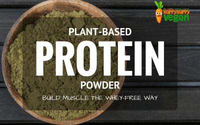 Plant-Based Protein Powder: Build Muscle The Whey-Free Way!