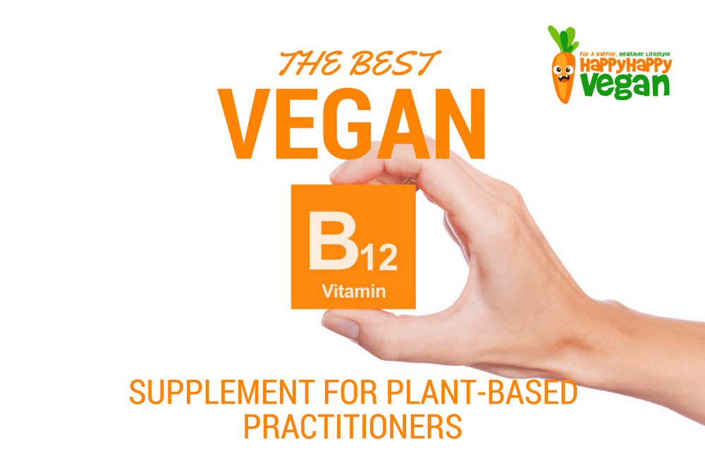 Best B12 Supplement For Plant-Based Practitioners!