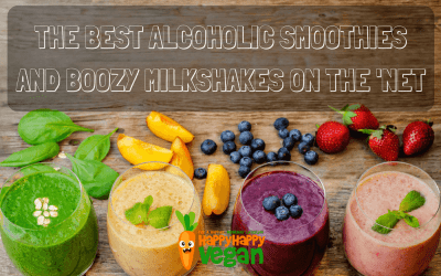 13 Amazing Alcoholic Smoothie And Boozy Milkshake Recipes