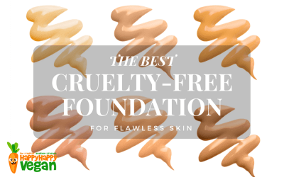 Vegan Foundation: What's The Best Cruelty-Free Foundation For Flawless Skin?