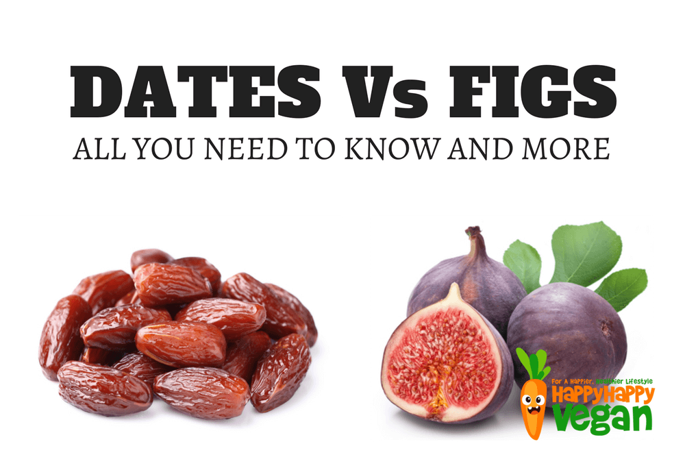 Dates Vs Figs: All You Need To Know And More