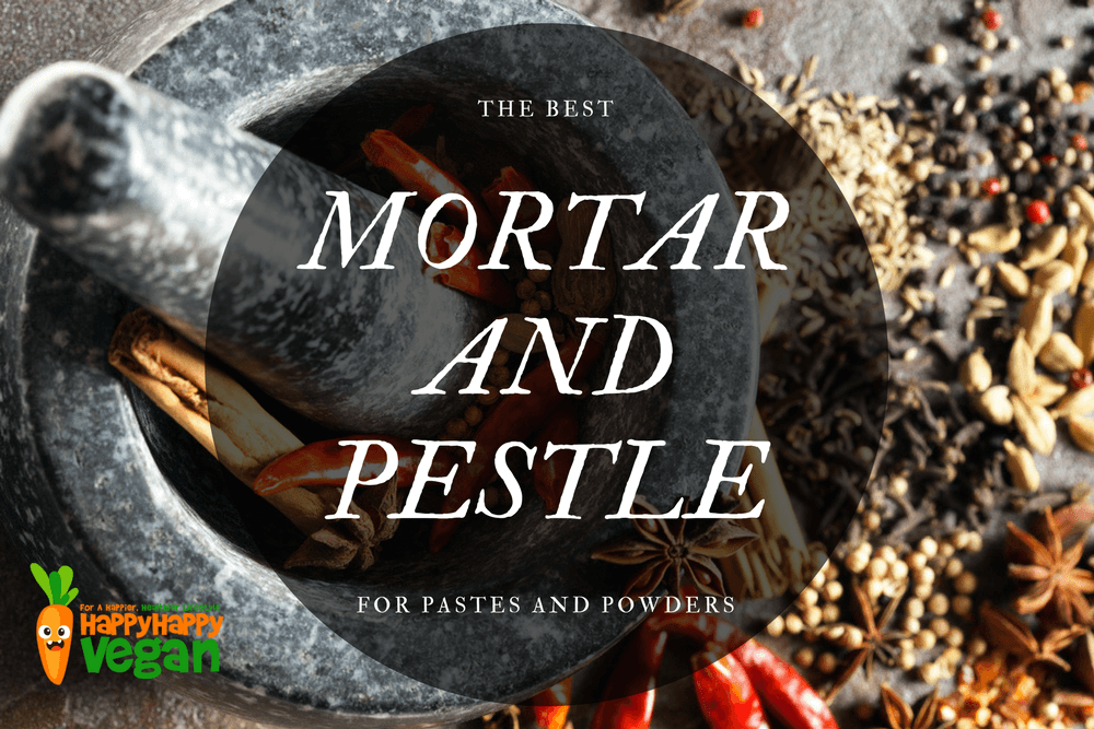 Best Mortar And Pestle For Pastes And Powders