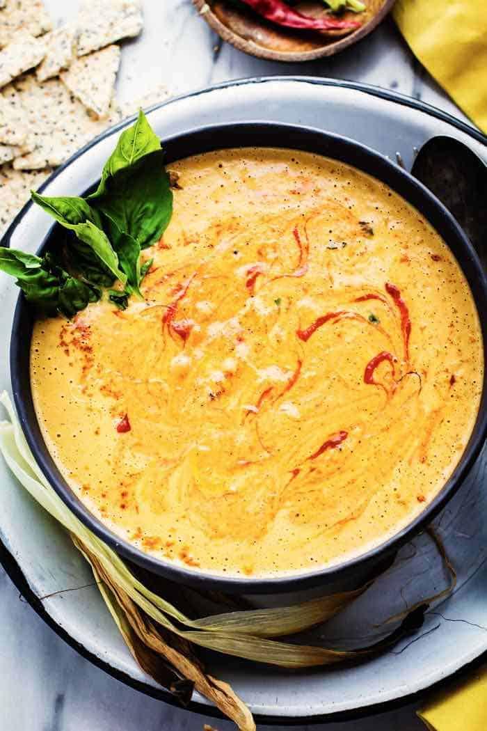 cream corn soup recipe