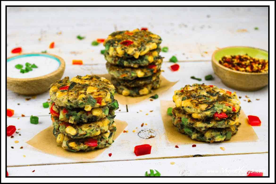 canned corn fritters
