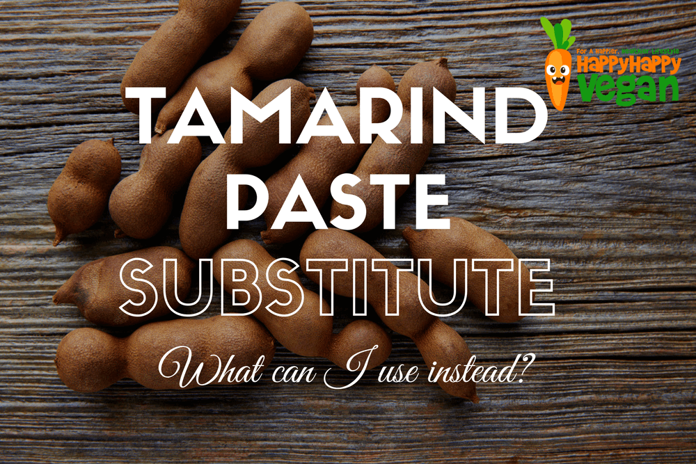 Tamarind Paste Substitute: What Can You Use Instead?