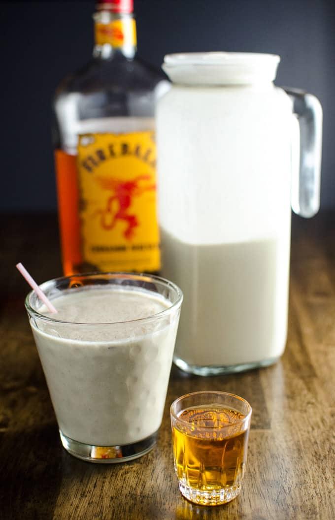 kahlua boozy milkshake