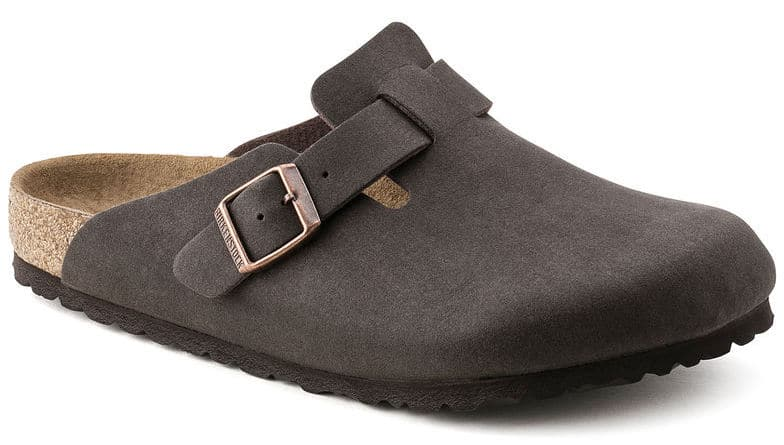 Birkenstocks vegan Boston clog