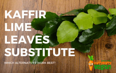 Kaffir Lime Leaves Substitute: Which Alternatives Work Best?