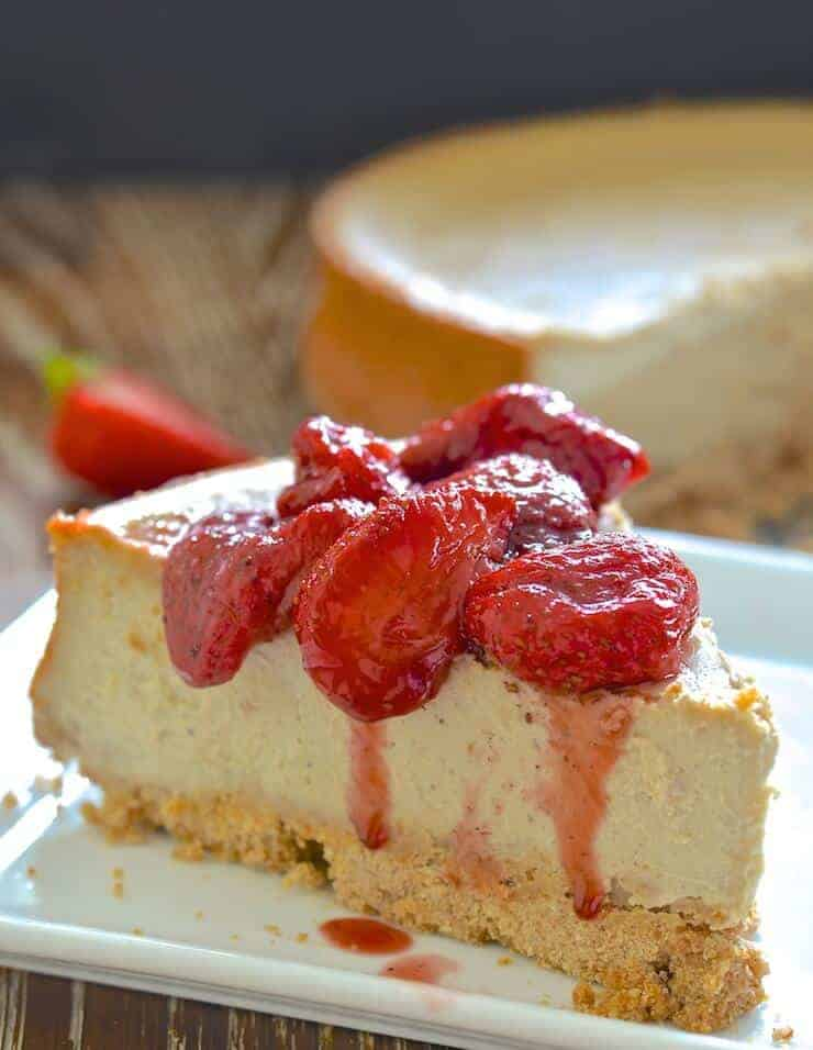 vegan new york cheesecake recipe