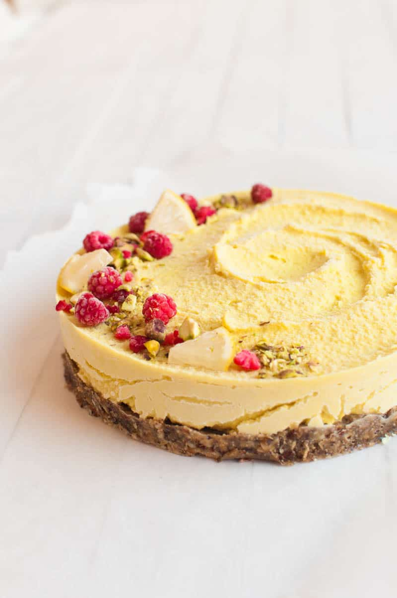 cheesecake for vegans