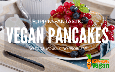 21 Wonderful Recipes For Vegan Pancakes To Flip You Out