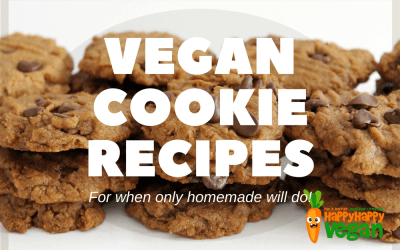 27 Vegan Cookie Recipes For When You Need A Homemade Sweet Treat