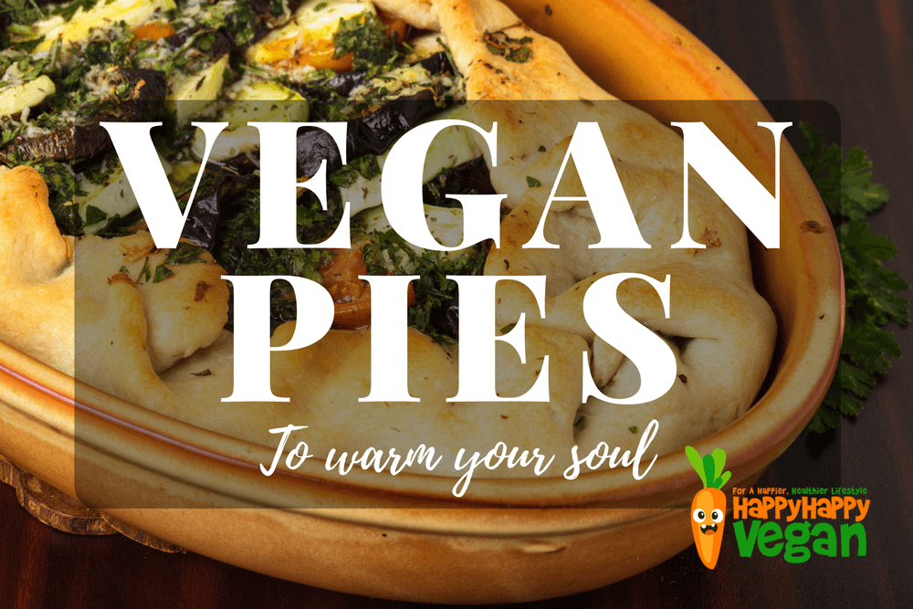 9 Super Savory Vegan Pie Recipes to Warm Your Heart