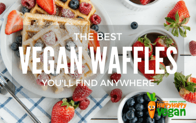 15 Of The Best Sweet Vegan Waffle Recipes You'll Find Anywhere