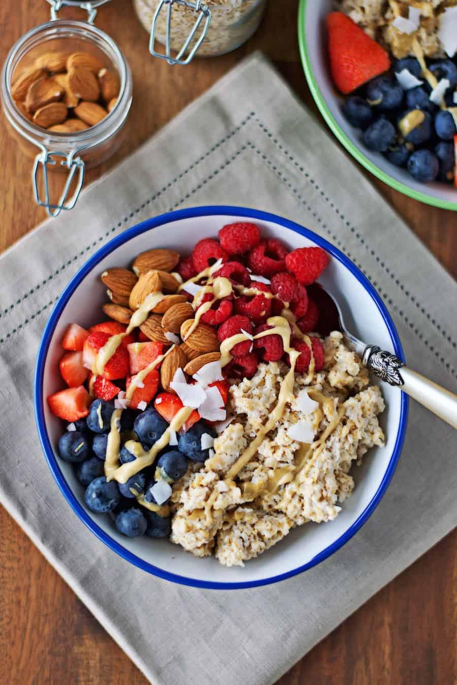 The best vegan breakfast bowl