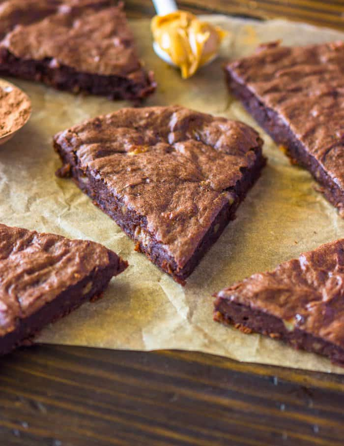 brownie cake mix