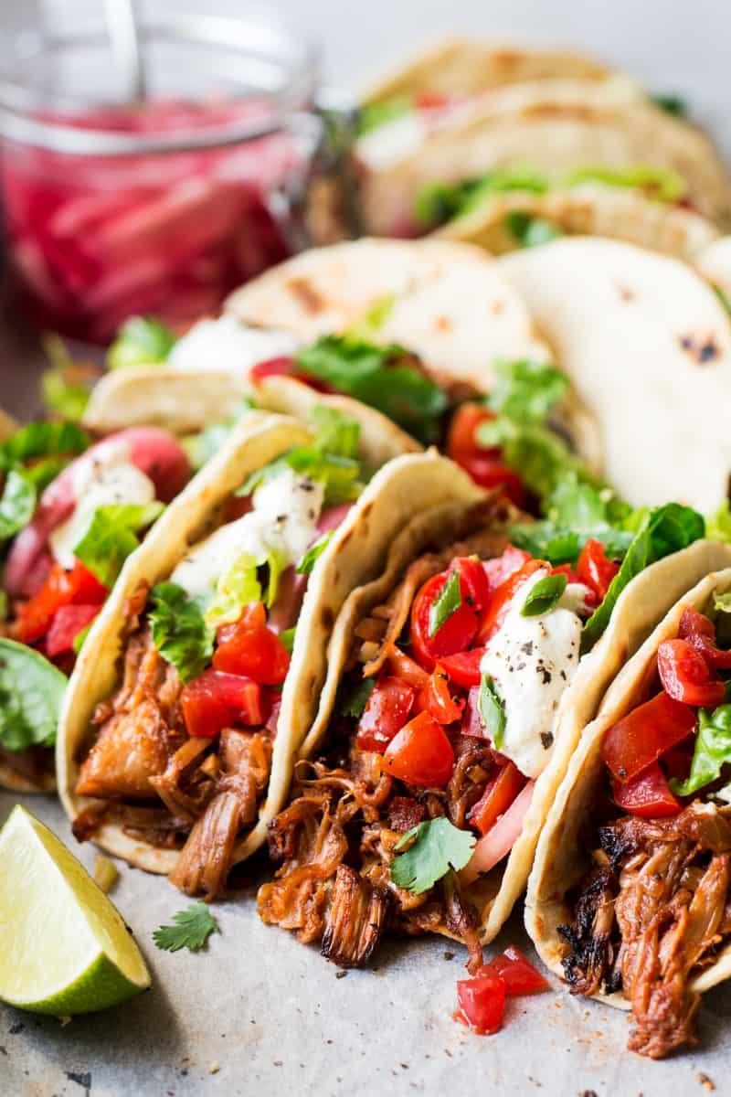 plant-based taco recipe