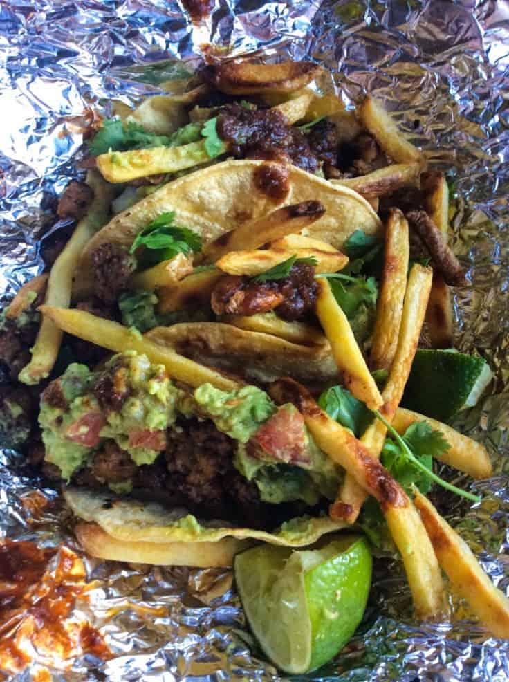 #Vegan tacos