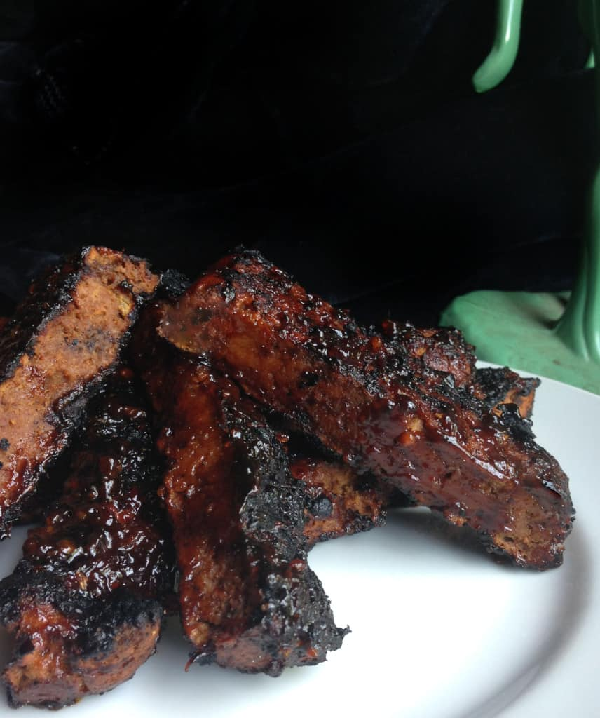 vegan spare ribs
