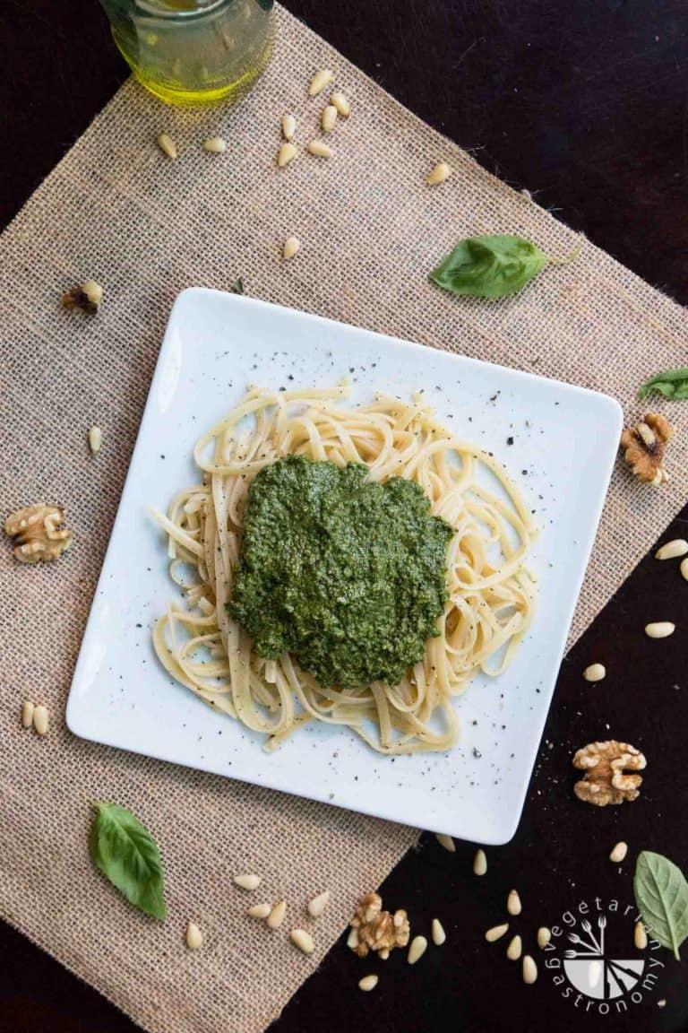 dairy-free pesto recipe